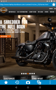 Order at Harley-Davidson.com from Outside of USA 03