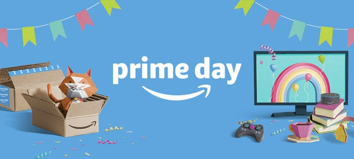 Amazon Prime Day Started!